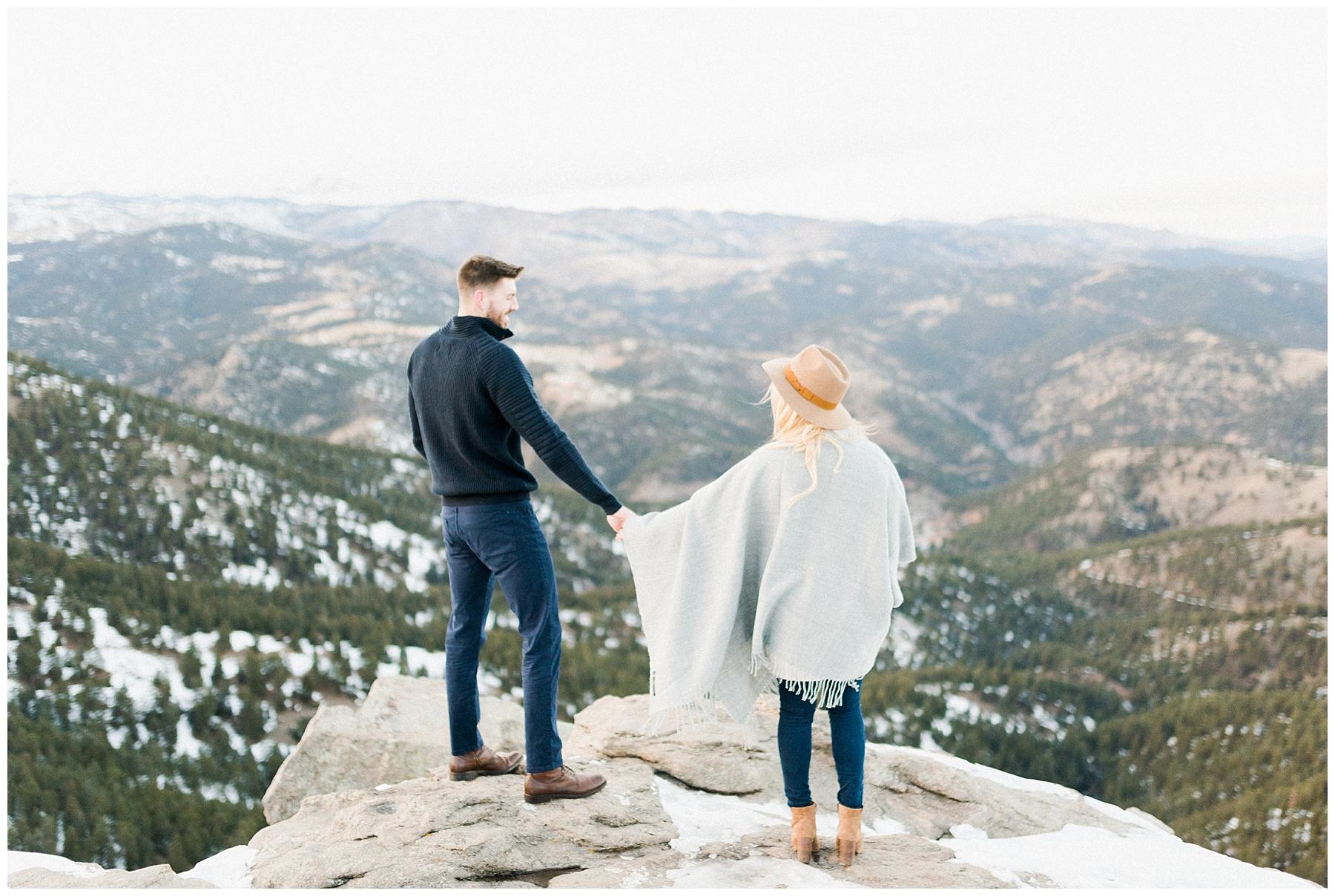 Boulder, Colorado Engagement