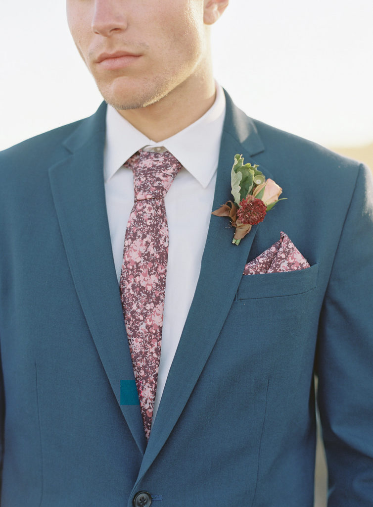 Groom details shot by Decorus Photography during a Romantic Al Fresco Wedding Inspiration at Stonewall Farm